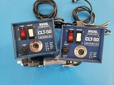 H1OS CLT-50 Power Supply and Torque Driver