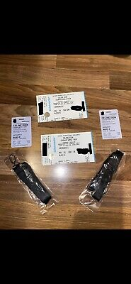 Celion Dion Tickets x2 Ireland Dublin 3 Arena (Seperate Seating)