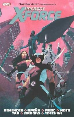 Uncanny X-Force - Marvel Omnibus by Remender [Hardcover] New! 2020 Reprint