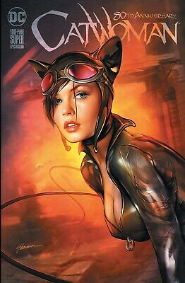 🔥 Catwoman 80th Anniversary Special #1 Shannon Maer Variant NM+ Pre-Order DC