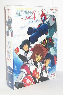 Planet Robot Danguard Ace Serie Completa Yamato Vdeo Box Set 10 Dvd Sigillato