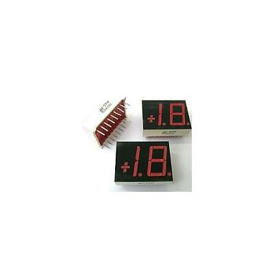 [2pcs] MAN6730 LED 7-SEGMENT Red IIIVTHREE