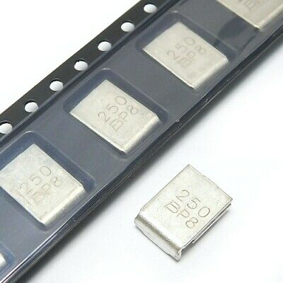 [40pcs] MF-SM250-2 PTC Resettable Fuse 15V 2.5A SMD BOURNS
