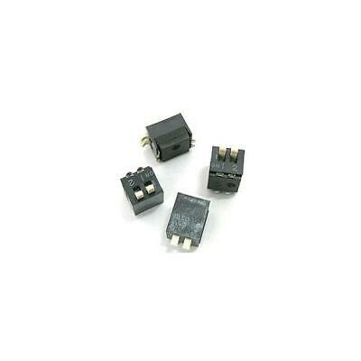 [2pcs] ADP02S Piano DIP Switch SMD ALCOSW