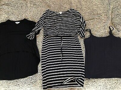 Nursing Bundle Size L H&M And Mothercare