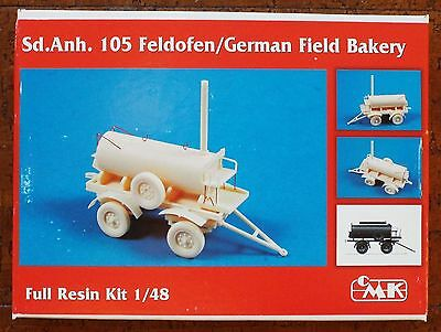 CMK 8051 WWI German Fire Pump in 1:48