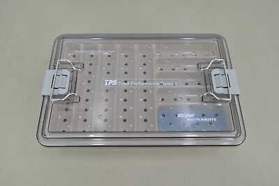 Stryker 5100-277 Total Performance System Handpiece Sterilization Case (21673)