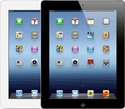"Apple iPad 3rd Gen 9.7"" (A1416) - 16GB / 32GB / 64GB, Wi-Fi, Black / White"