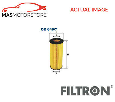 Oil Filter fits BMW 320 E91 2.0D 04 to 12 M47N2 ADL Genuine Quality Replacement