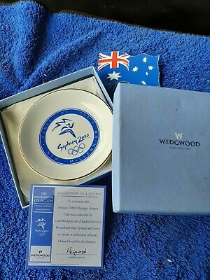 Sydney 2000 Olympic Games Wedgwood  Millennium Collection