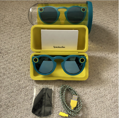 Snapchat Spectacles v1 Teal