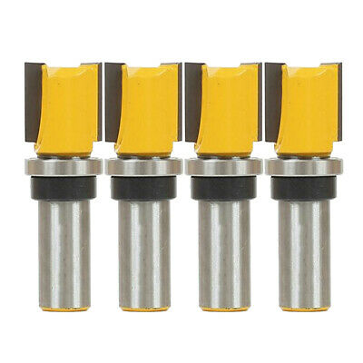 Plywood Panels 1//2/'/' Shank Shutter Louver Router Bit for Particle Boards