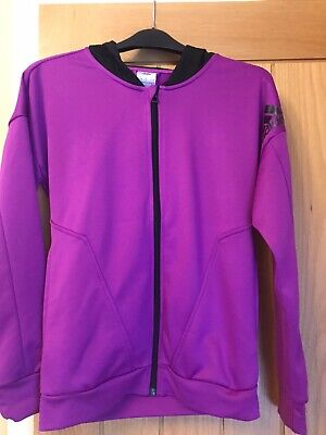 Girls adidas zip up Jacket