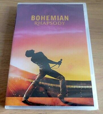 DVD Bohemian Rhapsody retrace le destin extraordinaire du groupe Queen - Neuf