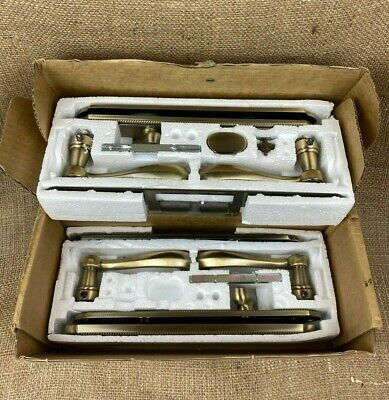 Andersen Double Door Trim Set - Whitmore Antique Brass Finish Part # 2578924