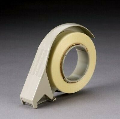 3M H-12 Filament Tape Dispenser, Gray