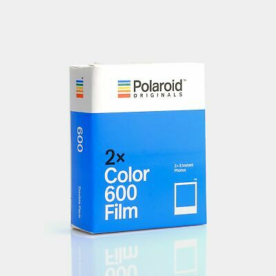 Polaroid Originals 600 Color Film Double Pack