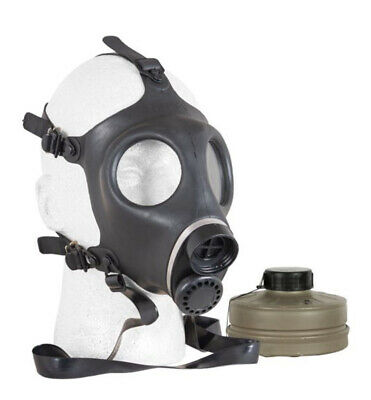 Israeli Gas Mask Size Medium With Filter, New