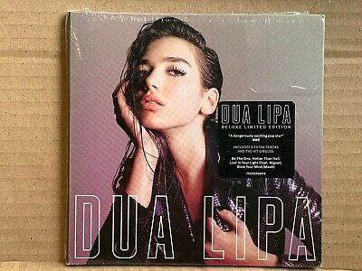 Dua Lipa - Deluxe Limited Edition - CD - New & Sealed - CD42
