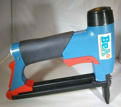 BeA 380/16 429 LN Long Nose Pneumatic Stapler Uses 80 and 380 Staples