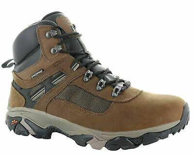 Hi-Tec Ravus Quest Lux MID Mens Waterproof Hiking Walking Boots