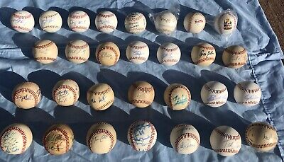SIGNED MAJOR LEAGUE BASEBALL AUTO AUTOGRAPH OFFICIAL MLB MiLB OLB PICK YOUR BALL