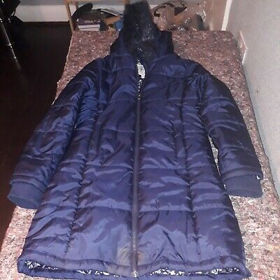 Girls French blue Connection Coat age 12 - 13