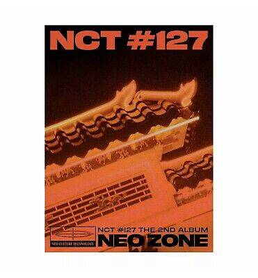 NCT 127 - NCT #127 Neo Zone T ver. 2ND FULL ALBUM UNSEALED