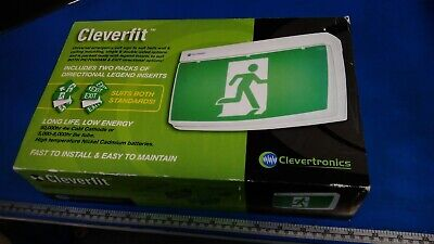 Cleverfit Emergency Exit Sign