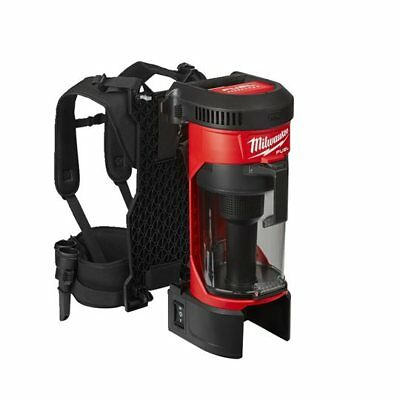 Milwaukee M18 Fbpv M18 Fuel™ Battery Backpack Vacuum Cleaner Operated