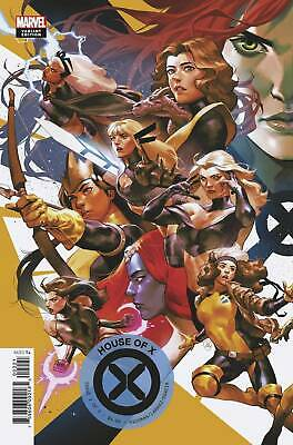 House Of X #2 (Of 6) Putri Connecting Variant (07/08/2019)