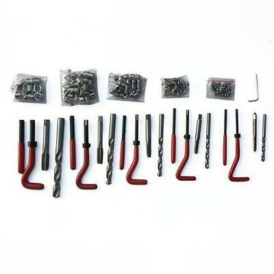 131Pcs Stripped Thread rethread Helicoil Repair Kits Set Metric M5 M6 M8 M10 M12