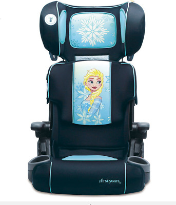 The First Years Ultra Plus Folding Booster Car Seat - Frozen
