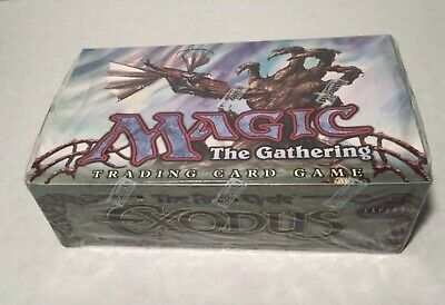 Magic MTG: TEMPEST Sealed Booster Pack from Box English Tempest Block