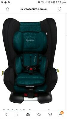 New never used or installed Baby Car Seat Infasecure kompressor 4 Element