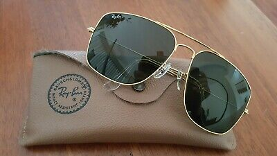 Vintage Bausch & Lomb Ray Ban Sunglasses - Made In Usa