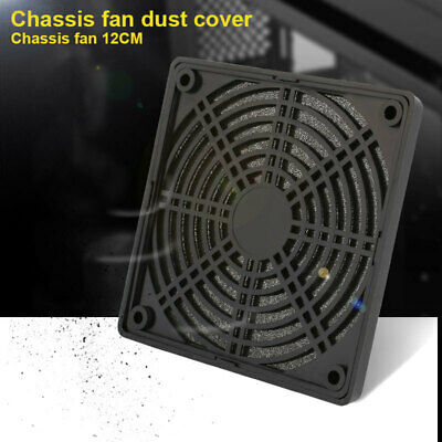 Portable Dustproof Compute Dust Filter PC Fan Dust Filter Components Dust-Proof