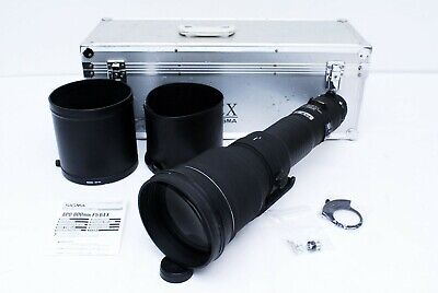 【Excellent】SIGMA APO 800mm F5.6 D EX HSM For NIKON 557852