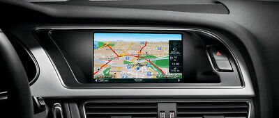 GPS Audi 2018 ou 2020 MMI 3G DVD ou Disque Dur navigation Europe