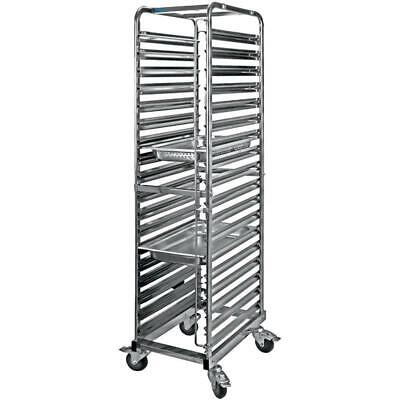 Shelf Trolley For 1/1 Gn-Containers Model Liam Transporter Plate Saro Catering