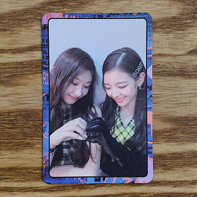 Chaeryeong Lia Official Photocard ITZY 2nd Mini Album IT'z Me Genuine Kpop