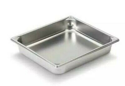 Vollrath - 30222 - Super Pan 2 Steam Table Pans, Stainless, QTY of 6