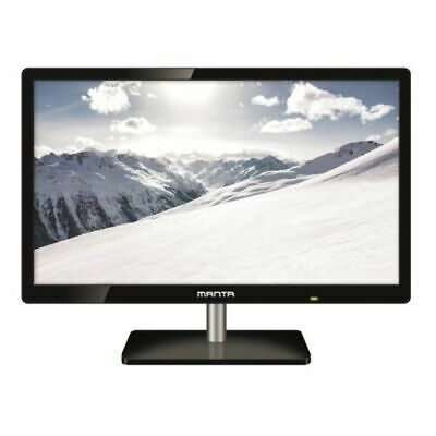 "Manta 19LFN88L 19"" LED TV 1080p, HDMI, Freeview HD, 240v 12v - OFFICIAL UK STOCK"