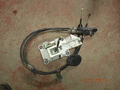 02-06 rsx TYPE S / BASE shift shifter cable box linkages manual 5/6 speed stick