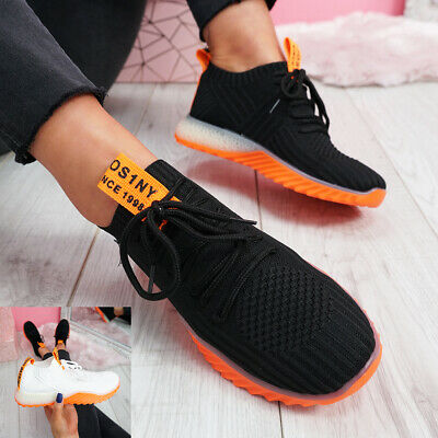 Womens Ladies Sports Running Trainers Chunky Sneakers Party Women Shoes Size