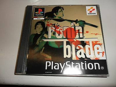 PlayStation 1  PSX  PS1 Ronin Blade (4) -