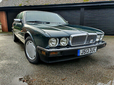 1992 Jaguar XJ6 3.2 Auto XJ40 in Brooklands Green - 69K miles - 3 Prev. Owners
