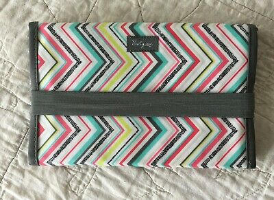 Thirty One 31 Tri Fold and Go Organizer Notepad Exc Party Punch/Punch Bowl Exc