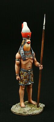 Tin soldier, Museum (TOP), Egyptian God Horus 54 mm, Ancient Egypt