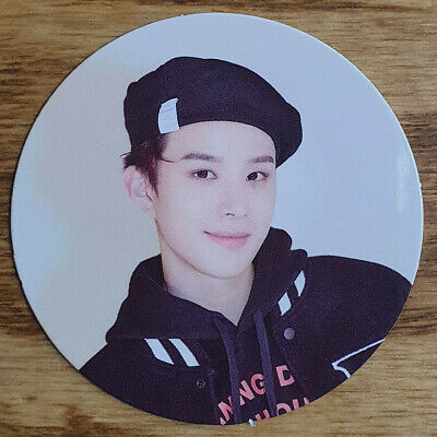 Jungwoo Official Circle Card NCT 127 2nd Album NCT #127 Neo Zone Genuine Kpop